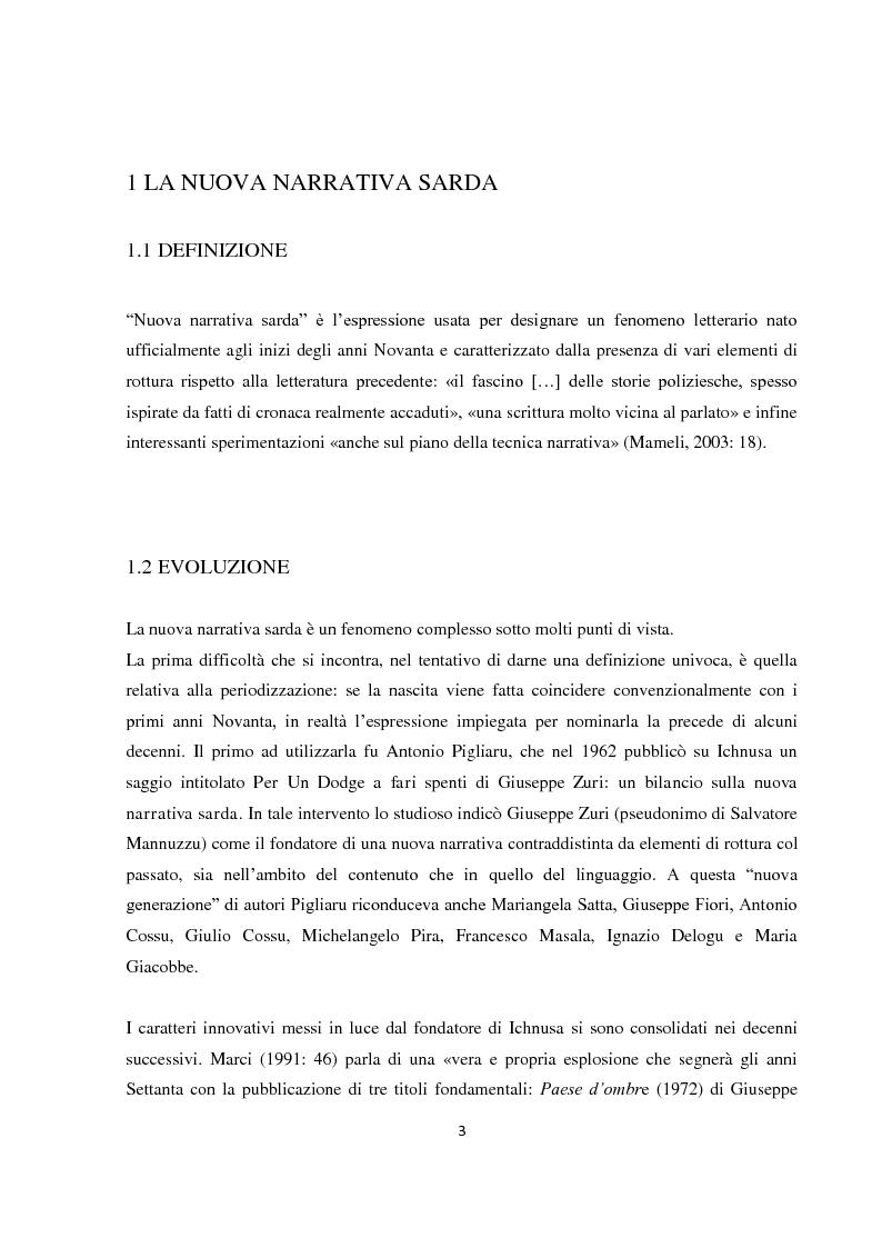 """Anteprima della tesi: L'italiano regionale sardo nel romanzo """"Accabadora"""" di Michela Murgia, Pagina 4"""
