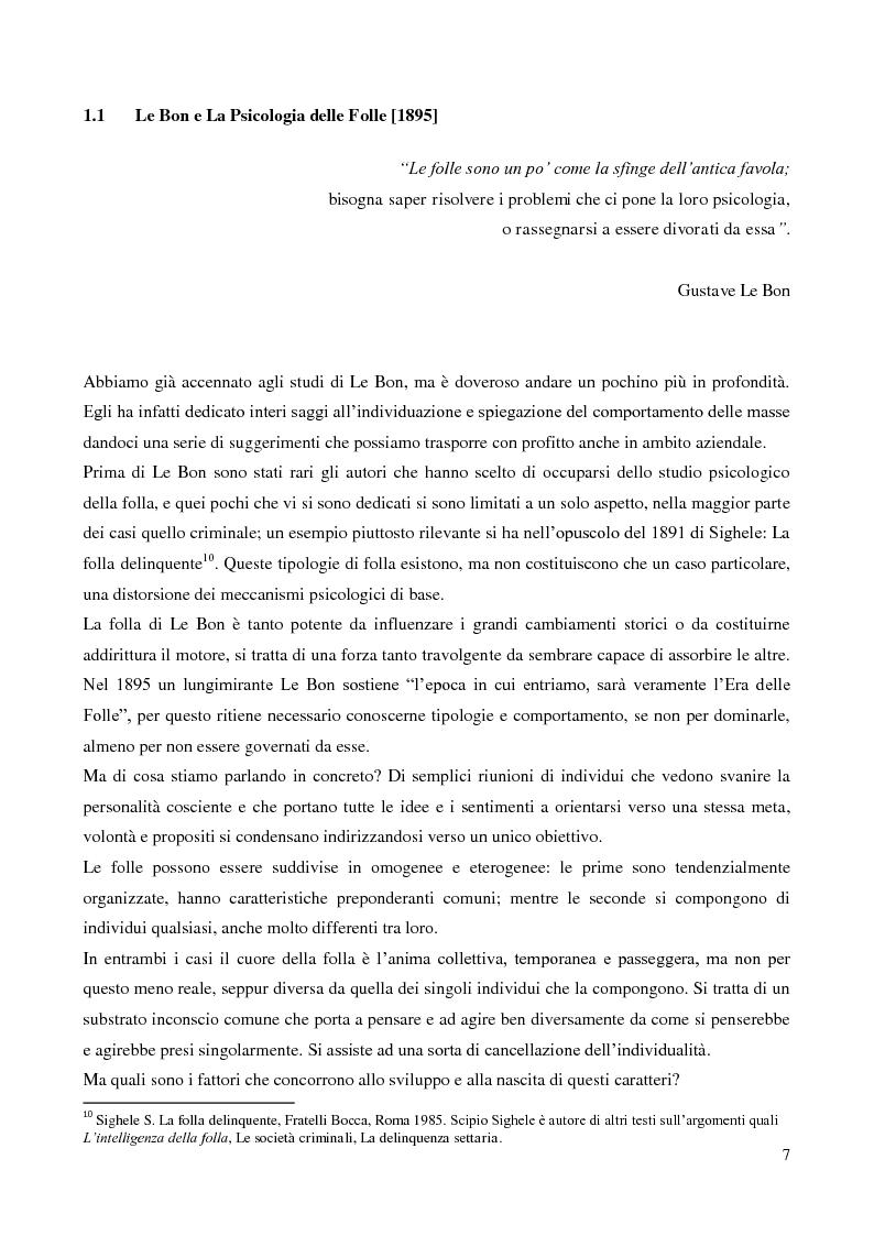 Anteprima della tesi: Crowdsourcing e open-innovation. Perché la folla conosce la soluzione migliore., Pagina 7