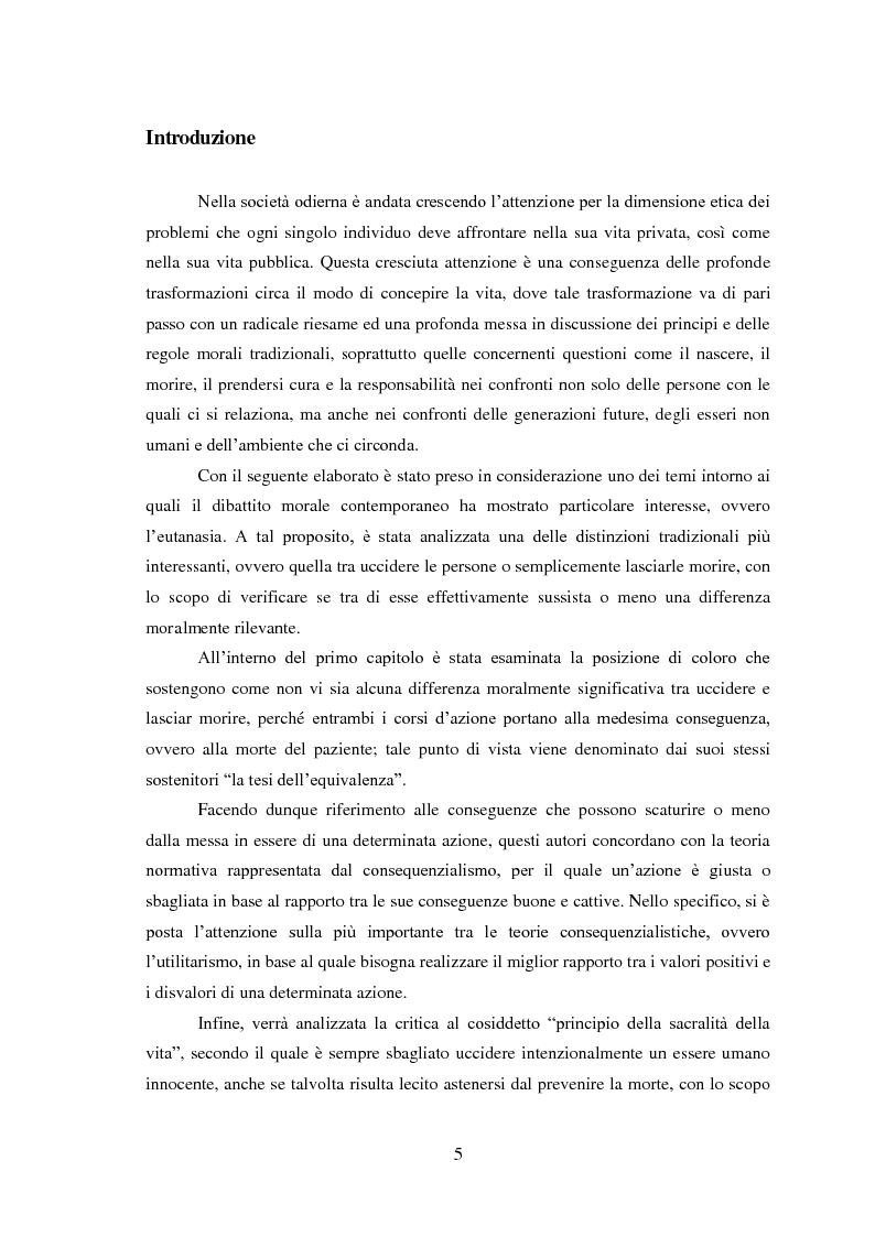 Anteprima della tesi: Uccidere e lasciar morire, Pagina 2
