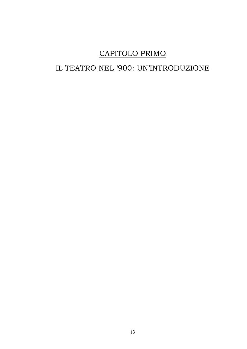 Anteprima della tesi: Teatro, memoria, identità: l'esperienza di Marco Paolini, Pagina 6