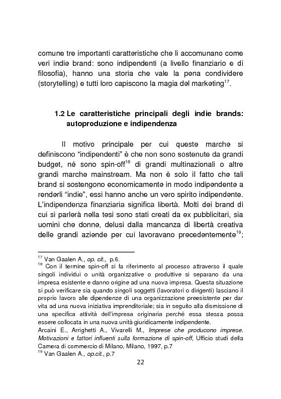 Anteprima della tesi: Independent Brands: il viaggio della marca dall'indie al mainstream, Pagina 13
