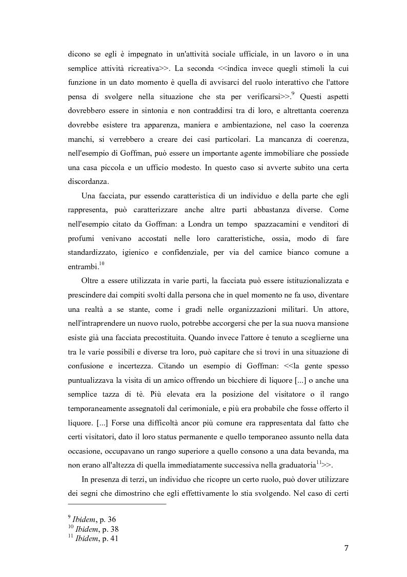 Anteprima della tesi: Abbigliamento e identità sociale, Pagina 5