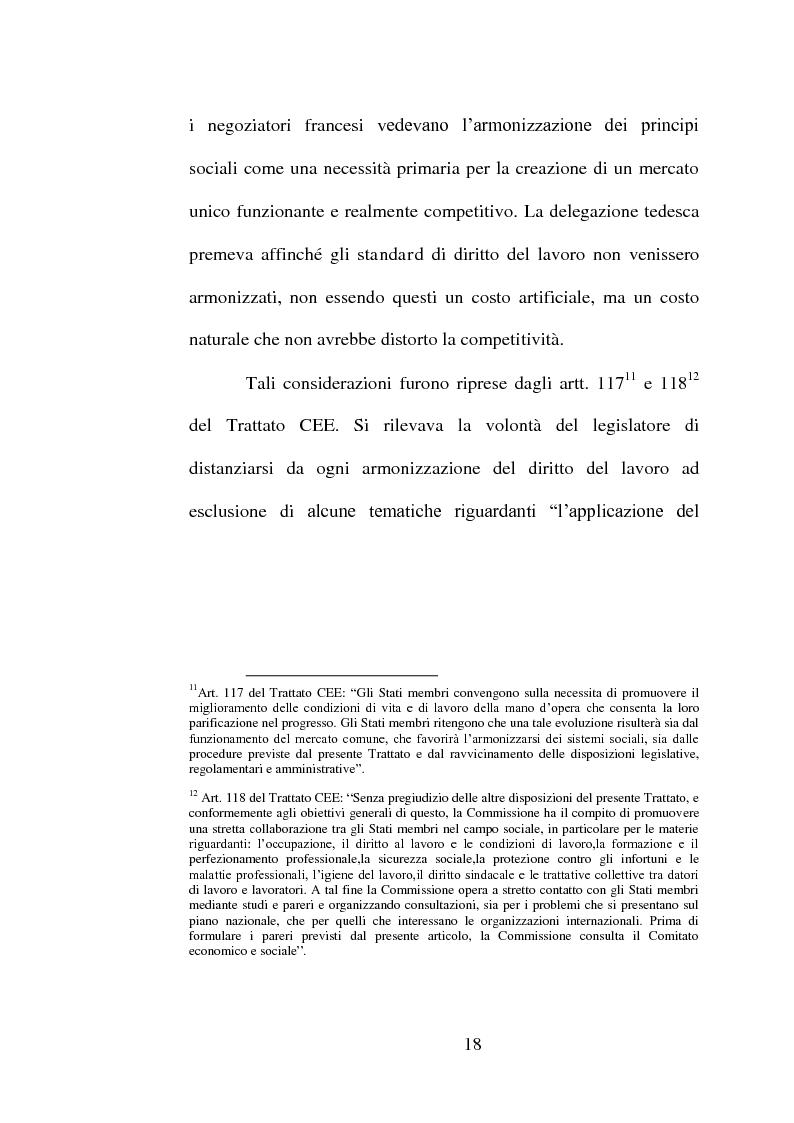 Anteprima della tesi: La sicurezza dei macchinari nei luoghi di lavoro, Pagina 11