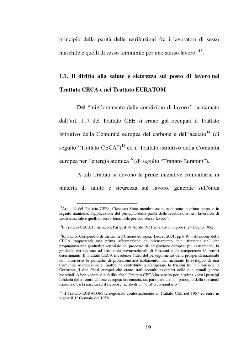 Anteprima della tesi: La sicurezza dei macchinari nei luoghi di lavoro, Pagina 12