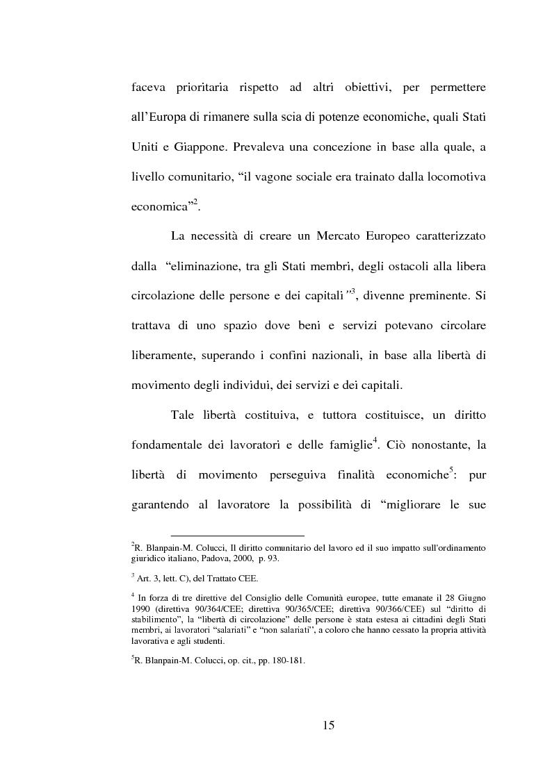 Anteprima della tesi: La sicurezza dei macchinari nei luoghi di lavoro, Pagina 8