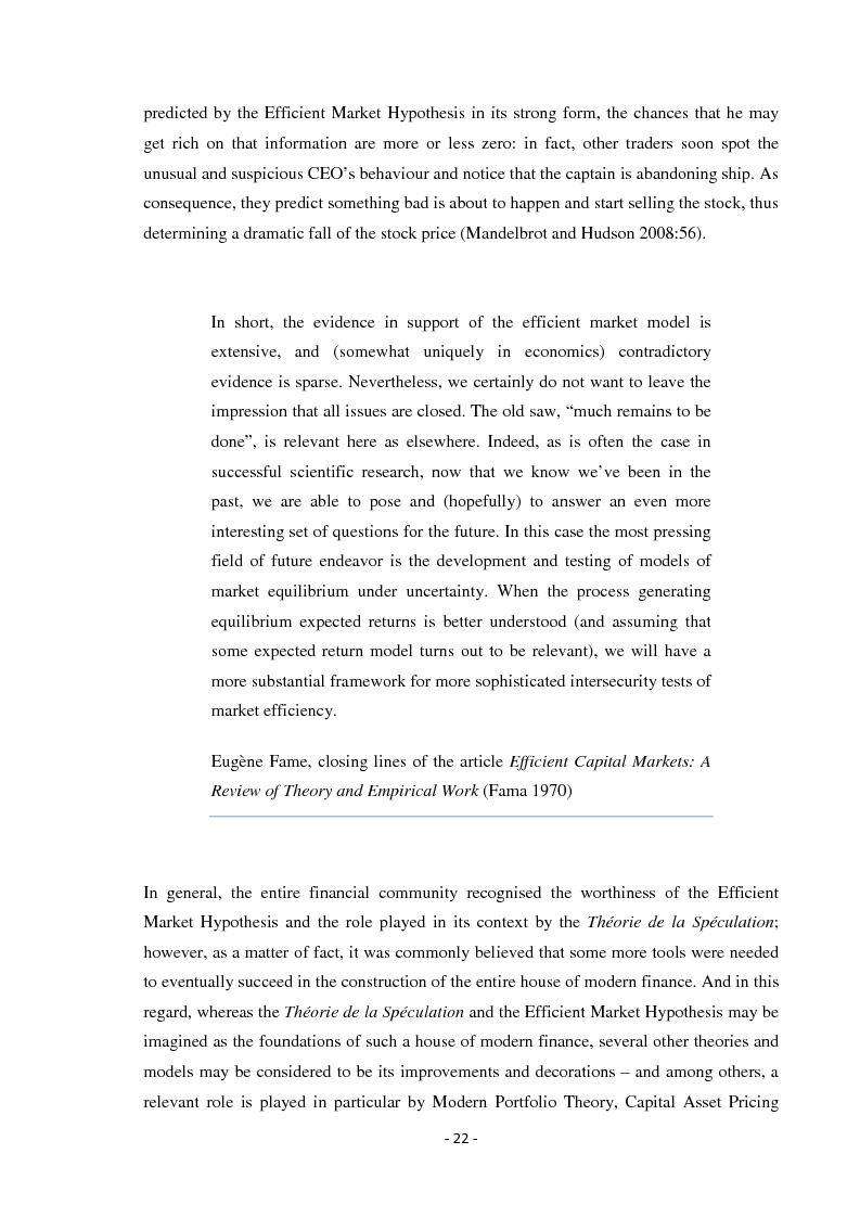 Anteprima della tesi: Black Swans and fractals: a better way to understand financial markets?, Pagina 11