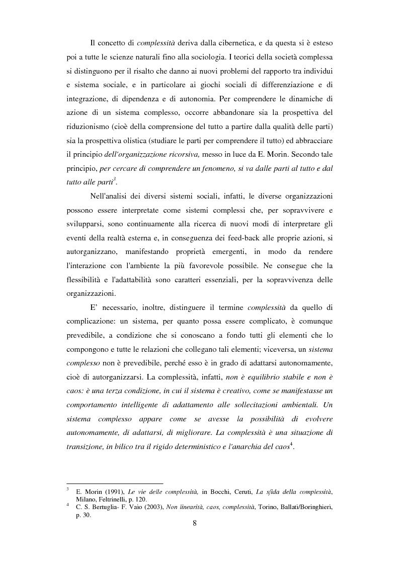 Anteprima della tesi: Formazione e Progetto di vita. Alcuni studi e riflessioni collegati al territorio cesenate, Pagina 6