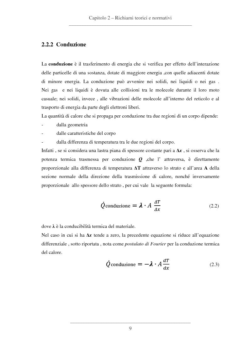 Anteprima della tesi: Influenze dei dettagli costruttivi sull'isolamento termico degli edifici, Pagina 10