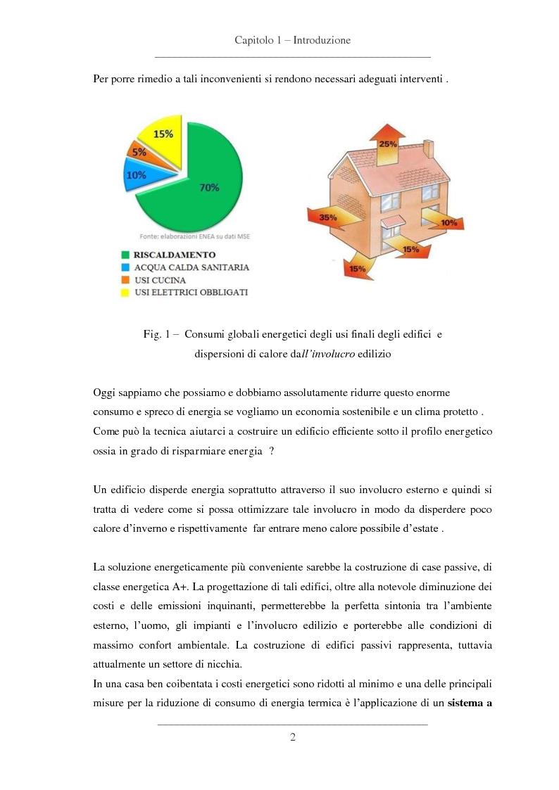 Anteprima della tesi: Influenze dei dettagli costruttivi sull'isolamento termico degli edifici, Pagina 3
