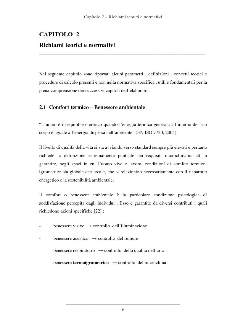 Anteprima della tesi: Influenze dei dettagli costruttivi sull'isolamento termico degli edifici, Pagina 7