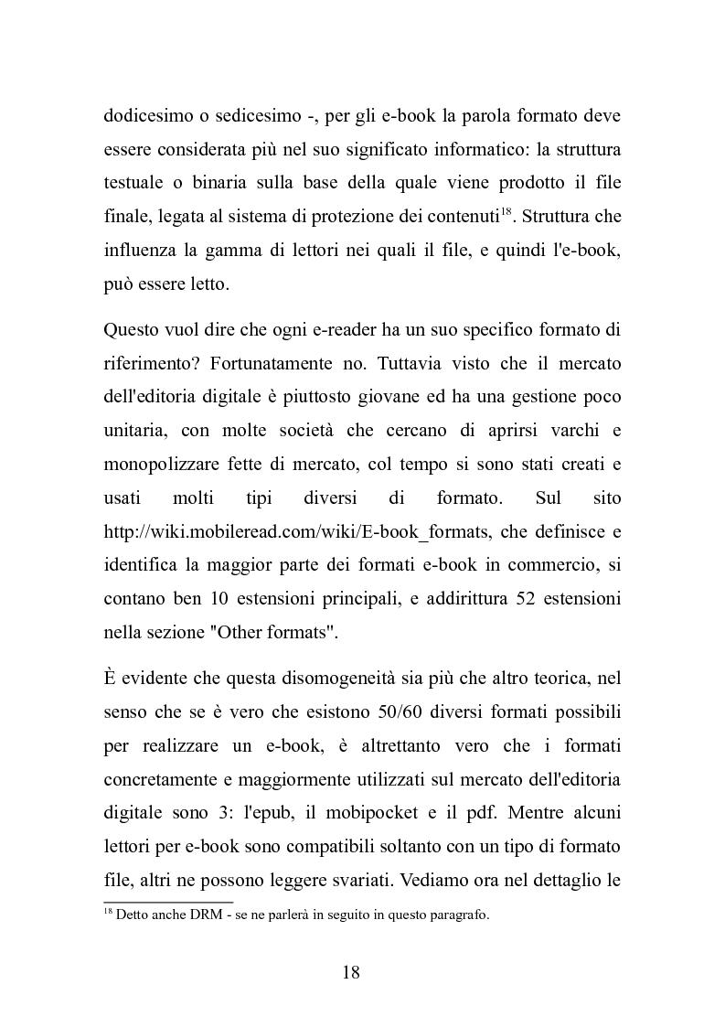 Anteprima della tesi: Le nuove frontiere dell'editoria scolastica: guida alla scoperta e alla realizzazione di contenuti digitali, Pagina 11