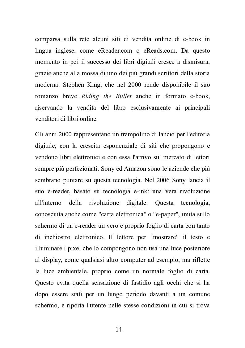 Anteprima della tesi: Le nuove frontiere dell'editoria scolastica: guida alla scoperta e alla realizzazione di contenuti digitali, Pagina 7