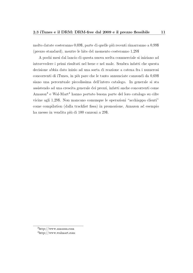 Anteprima della tesi: Nuovi modelli di business per l'industria musicale: le nuove opportunità nell'era di Internet, Pagina 13