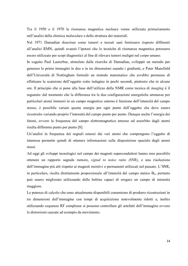 Anteprima della tesi: Valutazione sperimentale del riscaldamento indotto da risonanza magnetica su pacemaker di ultima generazione, Pagina 11