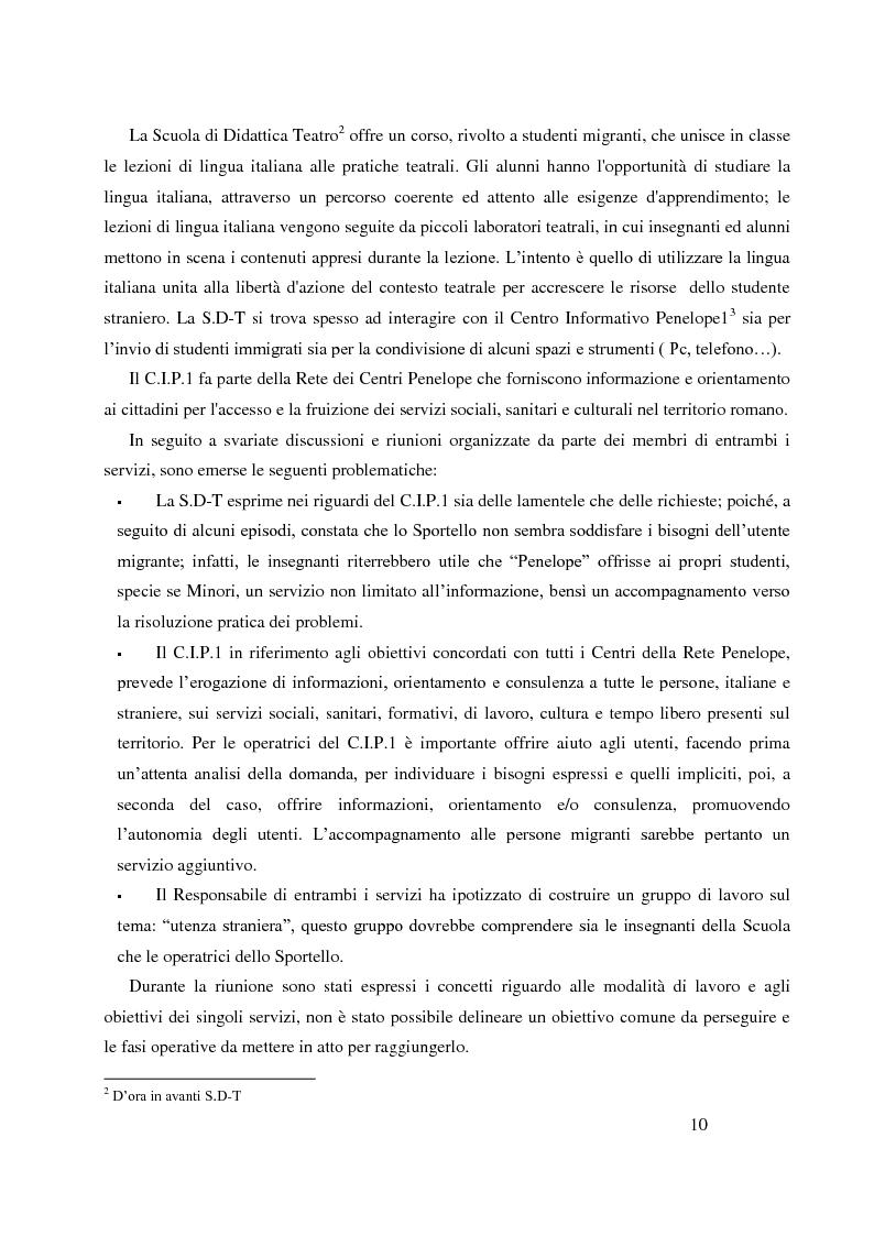 Anteprima della tesi: Analisi Organizzativa Multidimensionale come strumento di miglioramento della comunicazione  interna nel no profit, Pagina 8