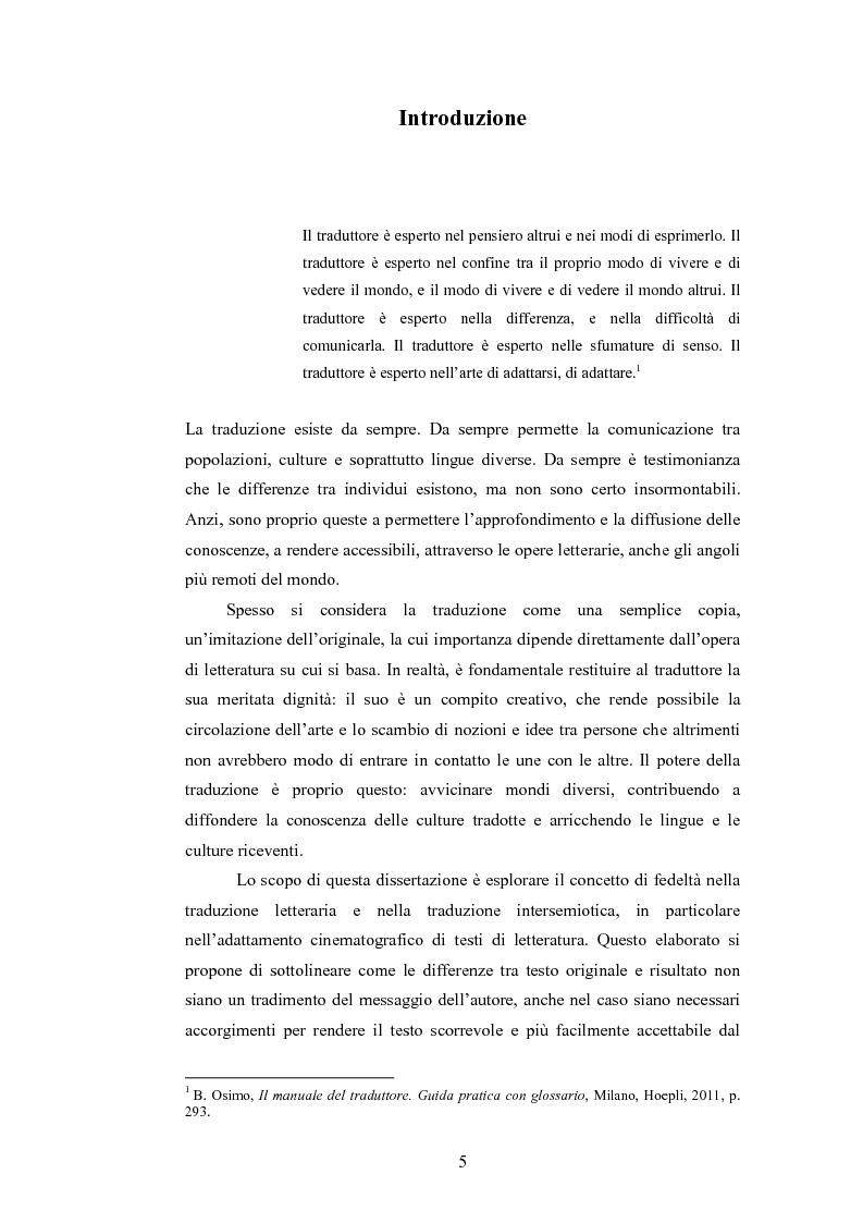 Anteprima della tesi: Brokeback Mountain: dal racconto al cinema. Una traduzione fedele?, Pagina 2