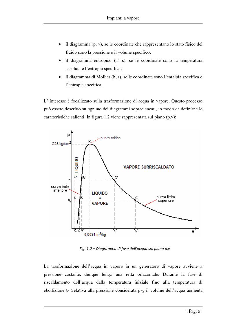 Anteprima della tesi: Studio delle fattibilità tecniche ed economiche del feedwater repowering in centrali termoelettriche a vapore, Pagina 10