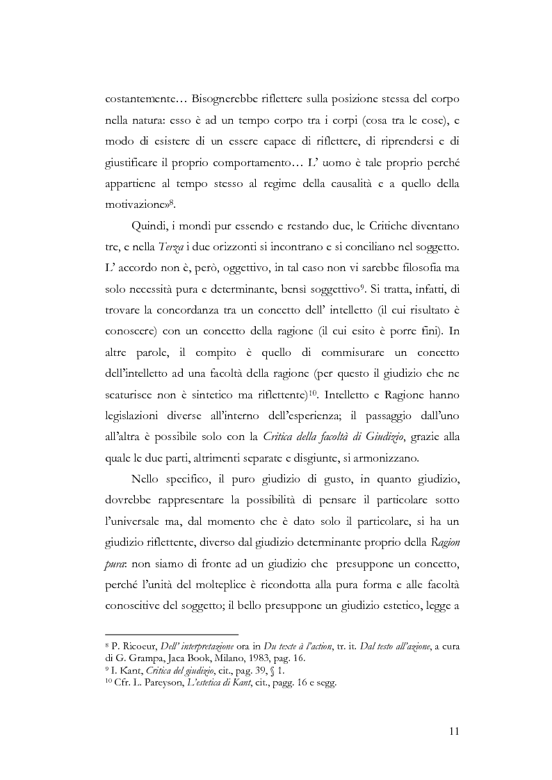 Anteprima della tesi: In Cammino verso l'Ontologia, Pagina 9