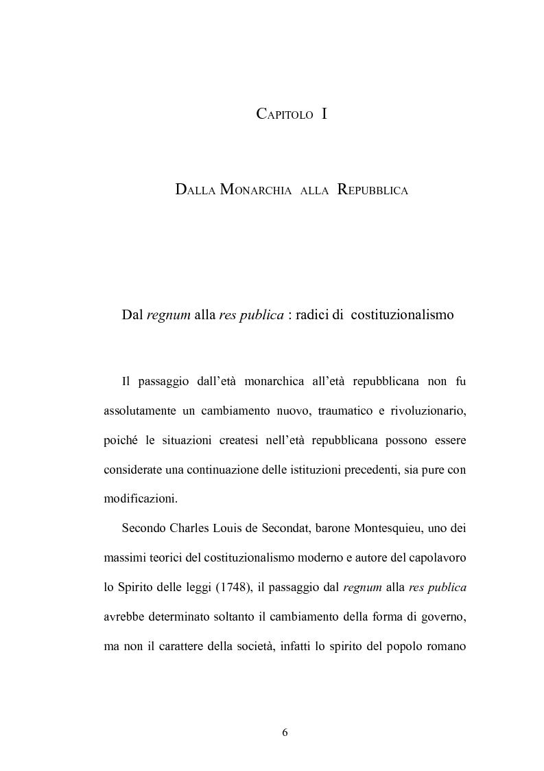 Anteprima della tesi: Plebiscito e legge, Pagina 5