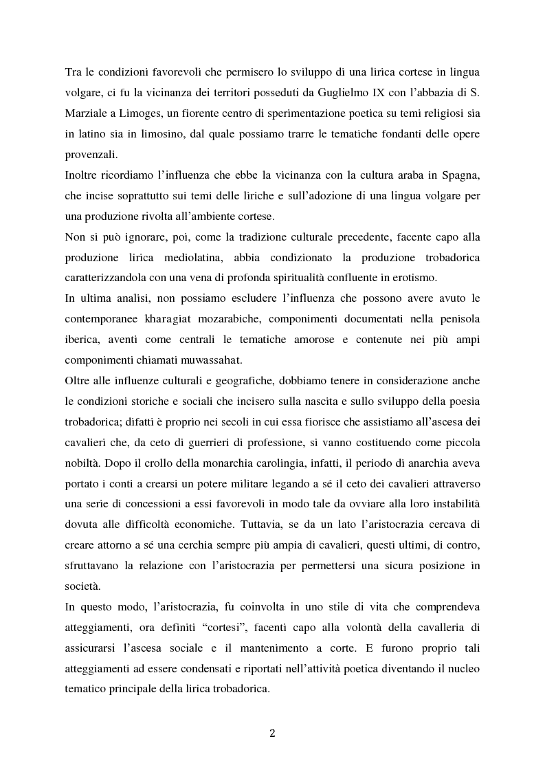Anteprima della tesi: L'esordio invernale nei trovatori, Pagina 3