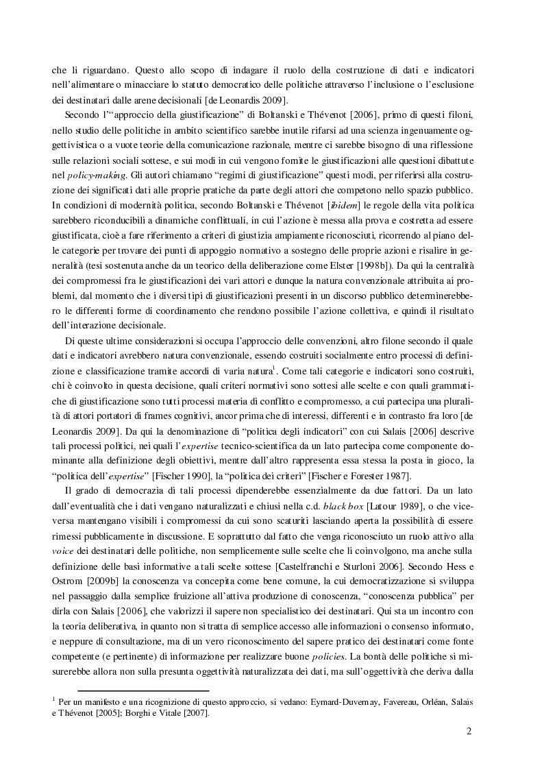 Anteprima della tesi: Processi decisionali e movimenti di protesta tra scienza e politica. Una comparazione tra Italia e Francia sul caso alta velocità, Pagina 3