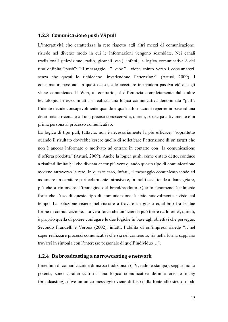 Anteprima della tesi: Dinamiche interne di una Brand Community e comportamento del consumatore: il caso Vespa, Pagina 10