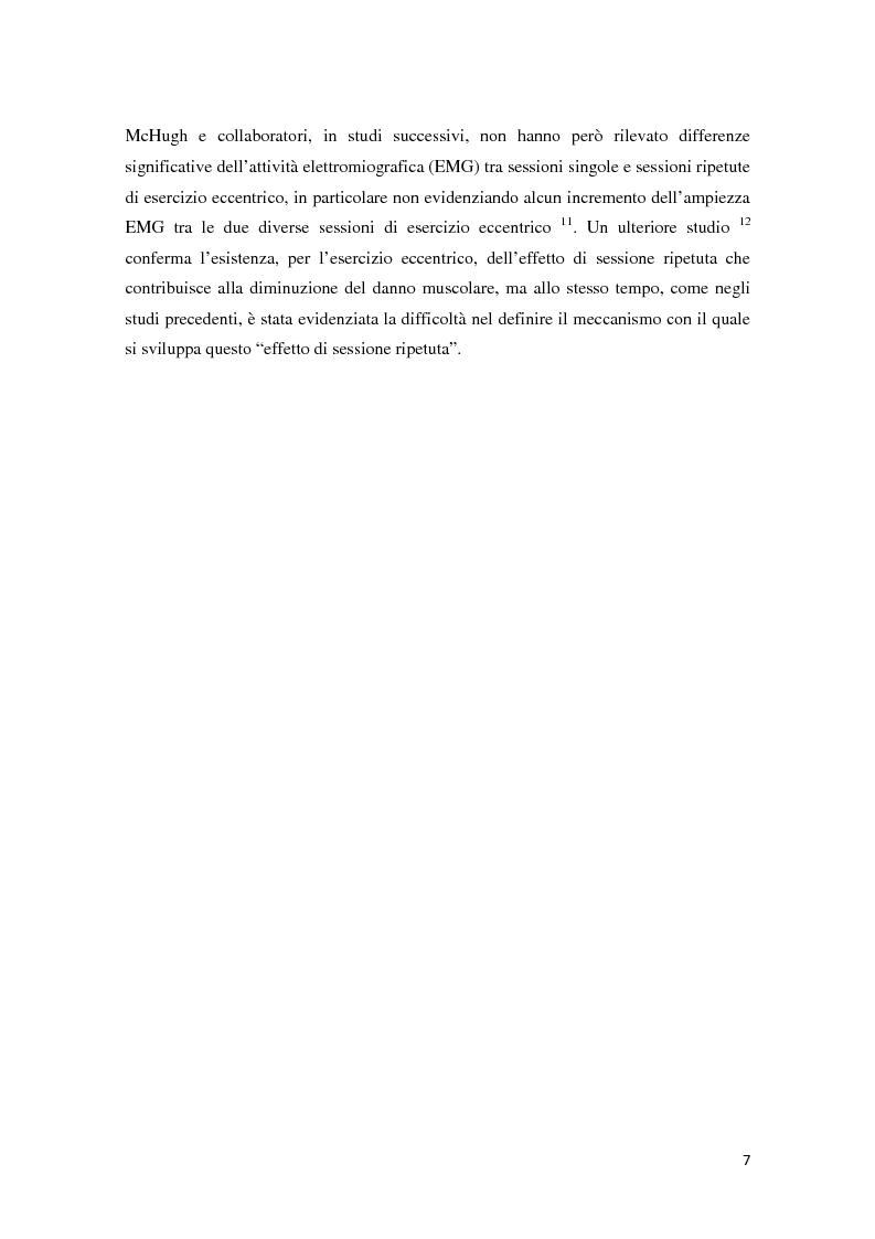 Anteprima della tesi: L'Allenamento della forza con volano inerziale: caratterizzazione meccanica e monitoraggio del periodo di apprendimento, Pagina 5