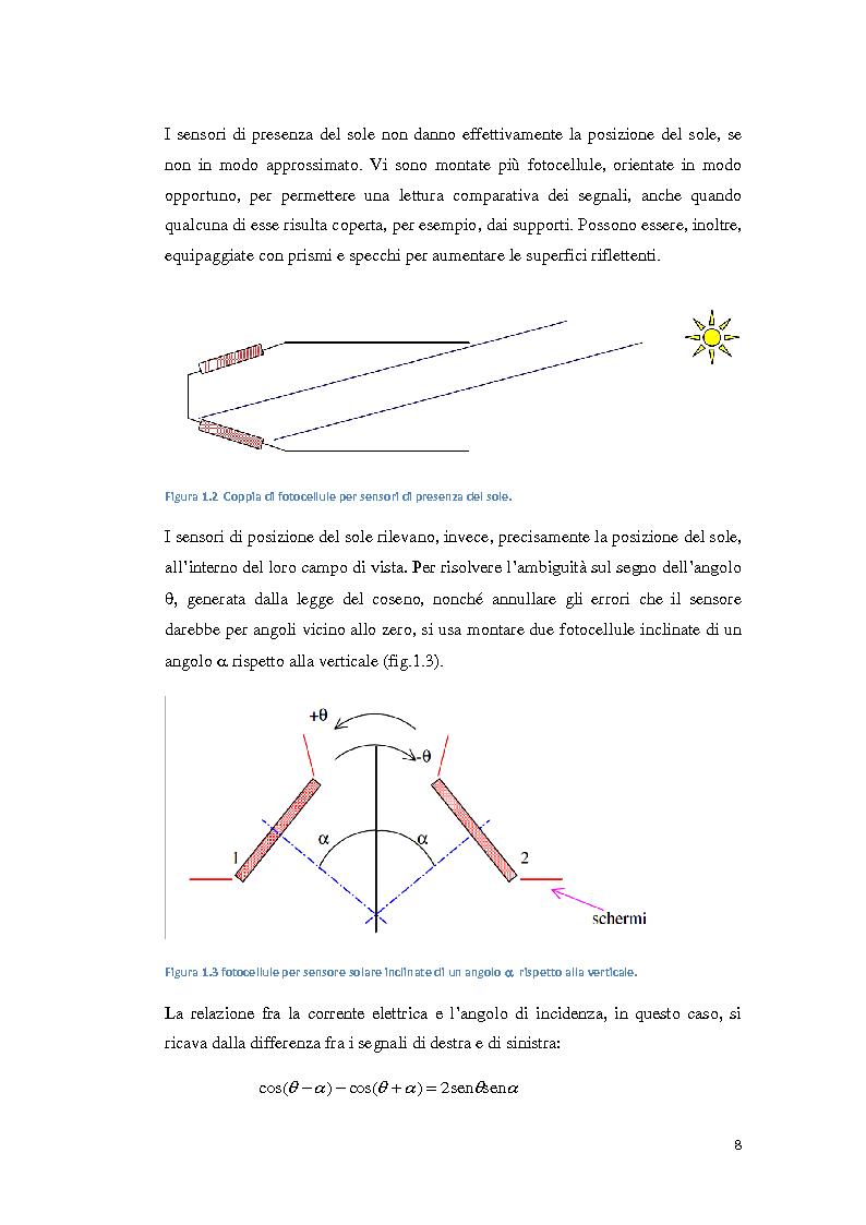Anteprima della tesi: Algoritmi per la determinazione d'assetto mediante sensori di temperatura., Pagina 6