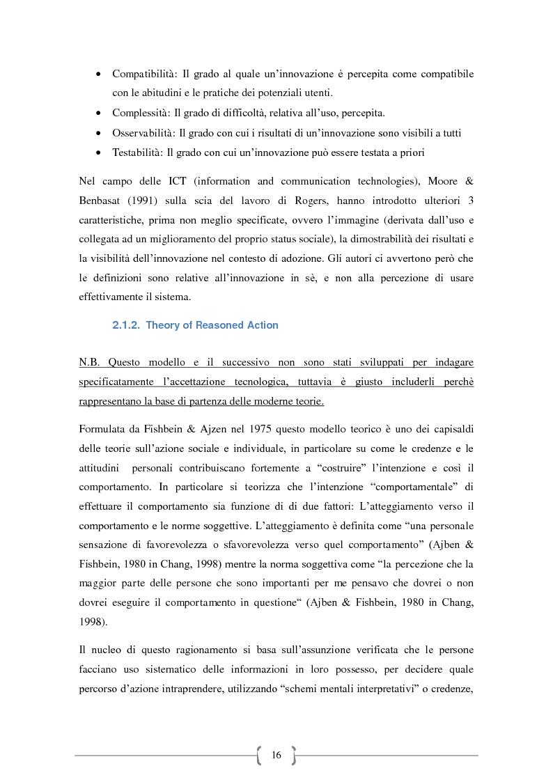 Anteprima della tesi: Tecnologie Indossabili: la valutazione dell'esperienza dell'utente in 6 differenti scenari d'uso., Pagina 13