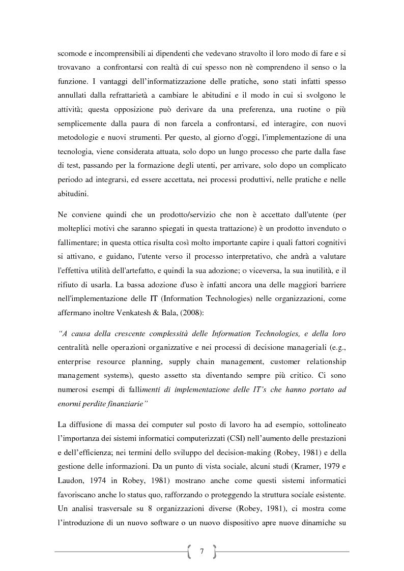 Anteprima della tesi: Tecnologie Indossabili: la valutazione dell'esperienza dell'utente in 6 differenti scenari d'uso., Pagina 4