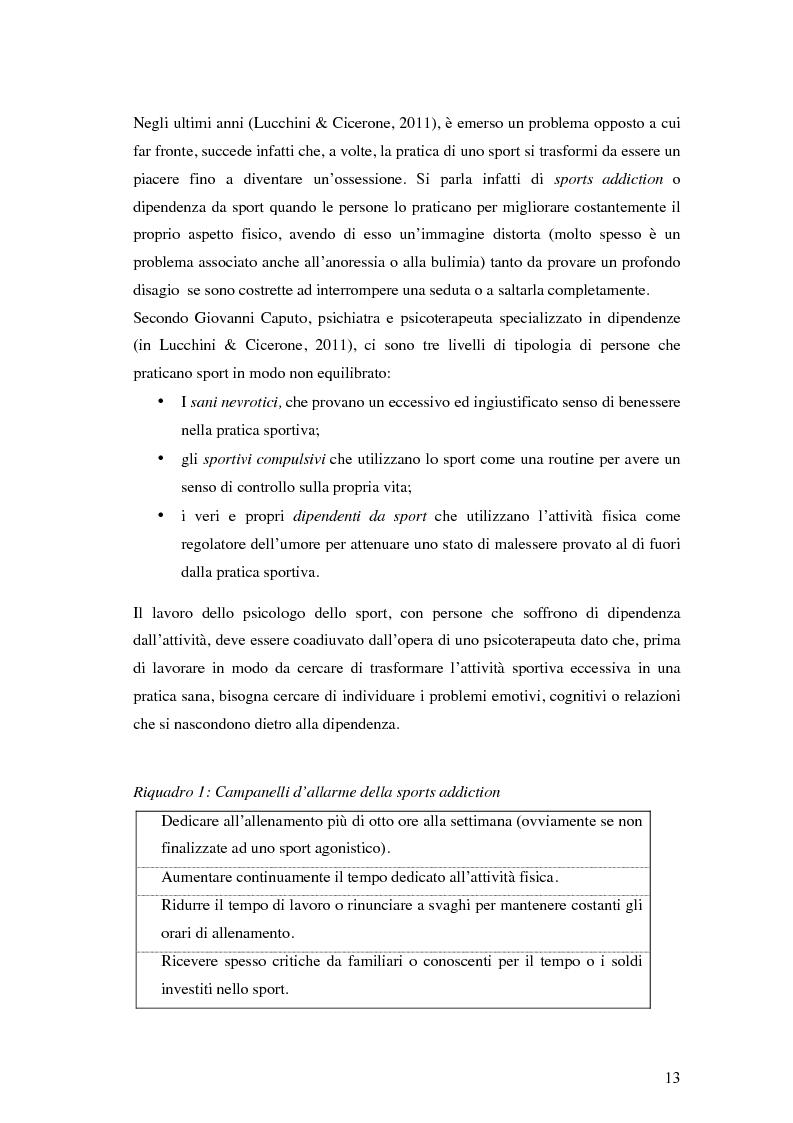Anteprima della tesi: Coesione di gruppo e dinamiche psicologiche nello sport: uno studio su squadre giovanili di calcio , Pagina 9