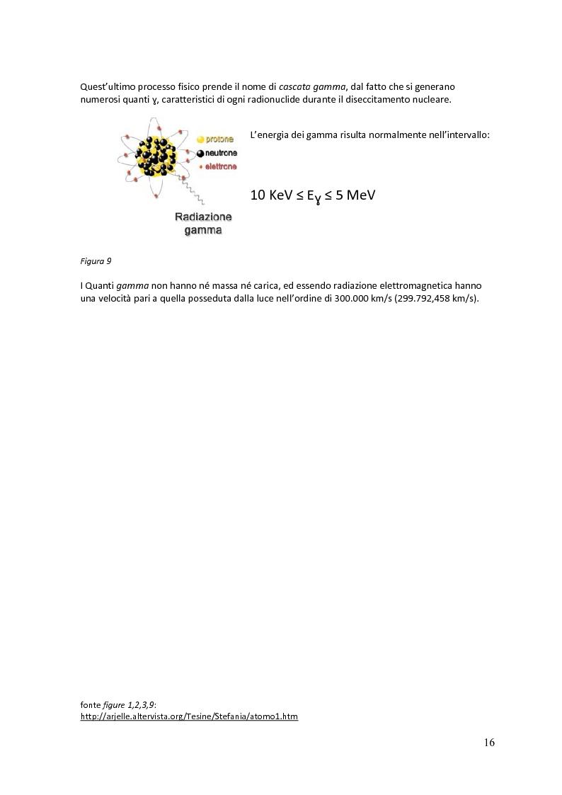 Anteprima della tesi: La radioattività nelle acque destinate al consumo umano nella Regione Toscana, Pagina 12