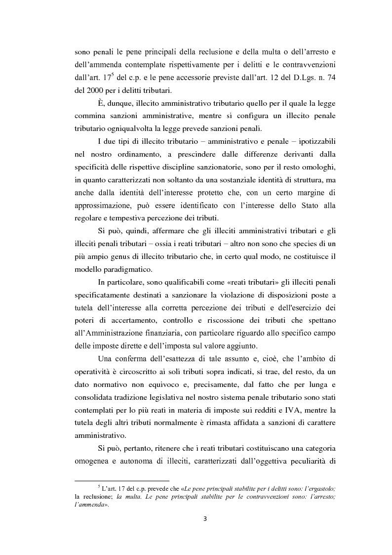 Anteprima della tesi: La dichiarazione fraudolenta, Pagina 7