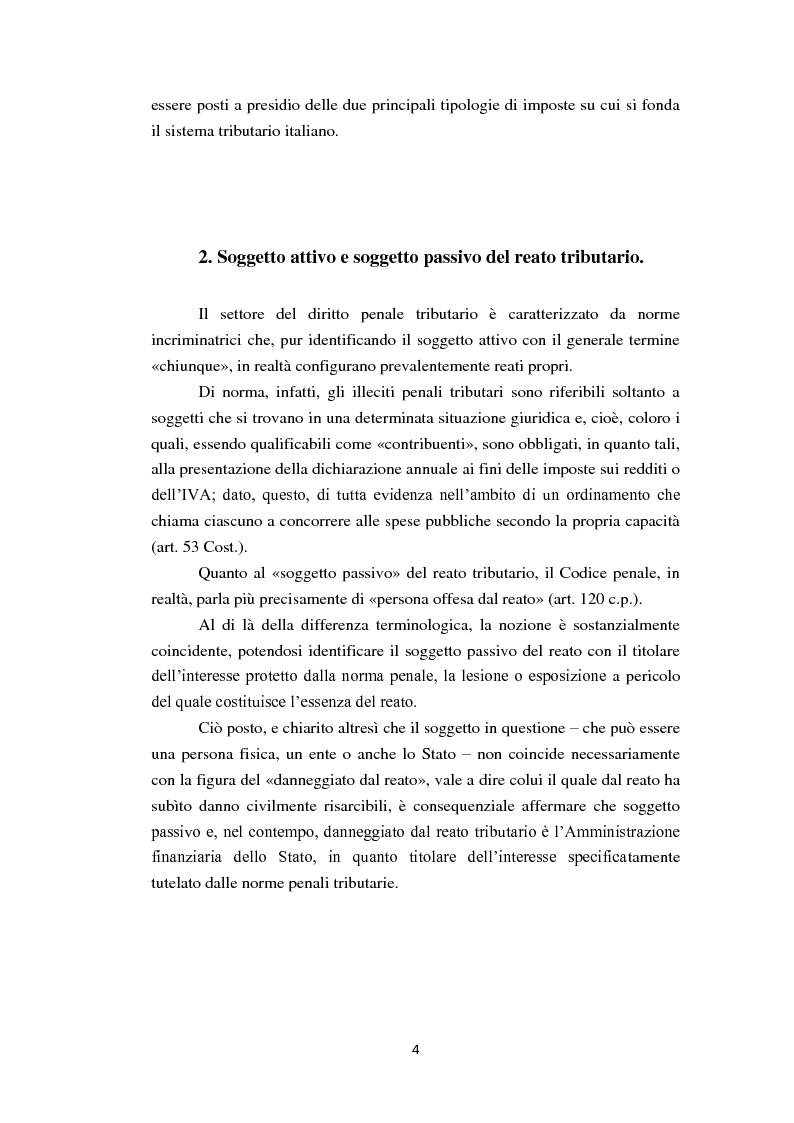 Anteprima della tesi: La dichiarazione fraudolenta, Pagina 8