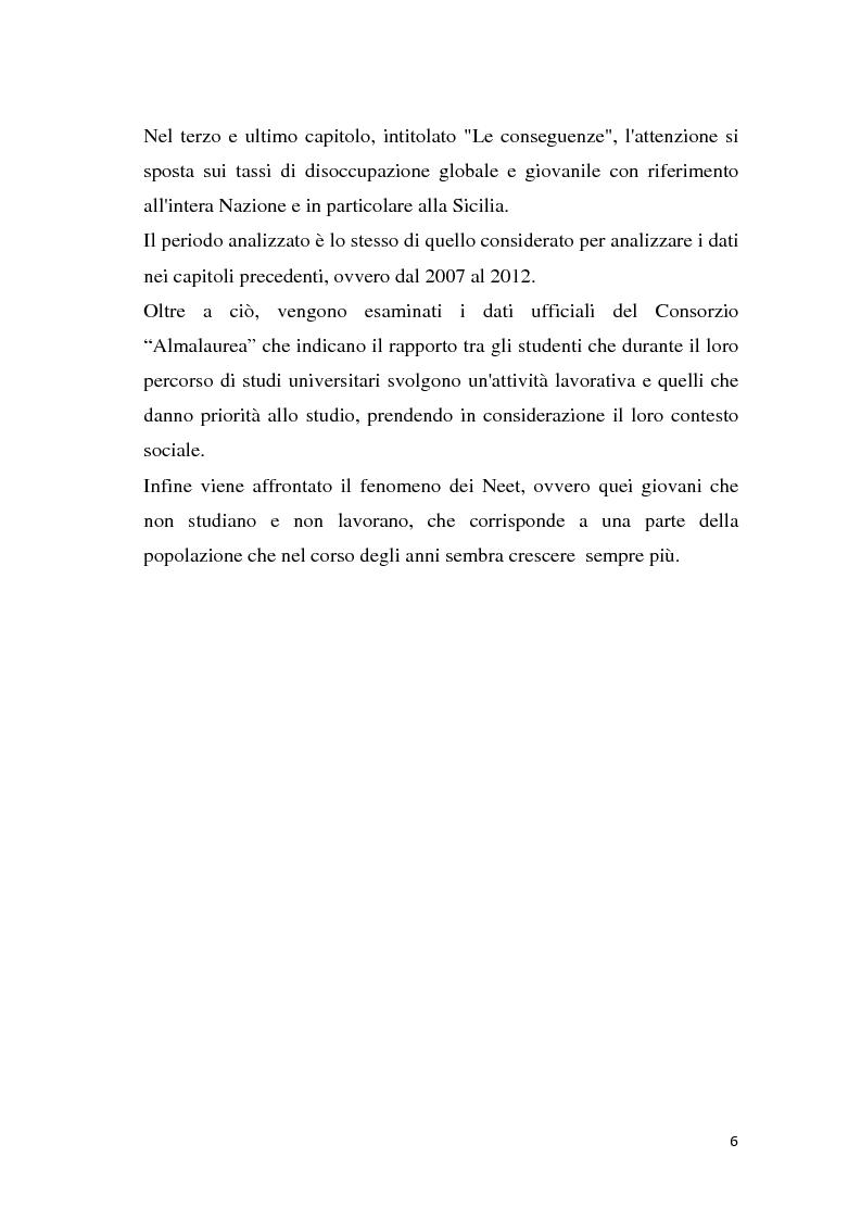 Anteprima della tesi: Estinzione del lavoro artigianale, Pagina 4