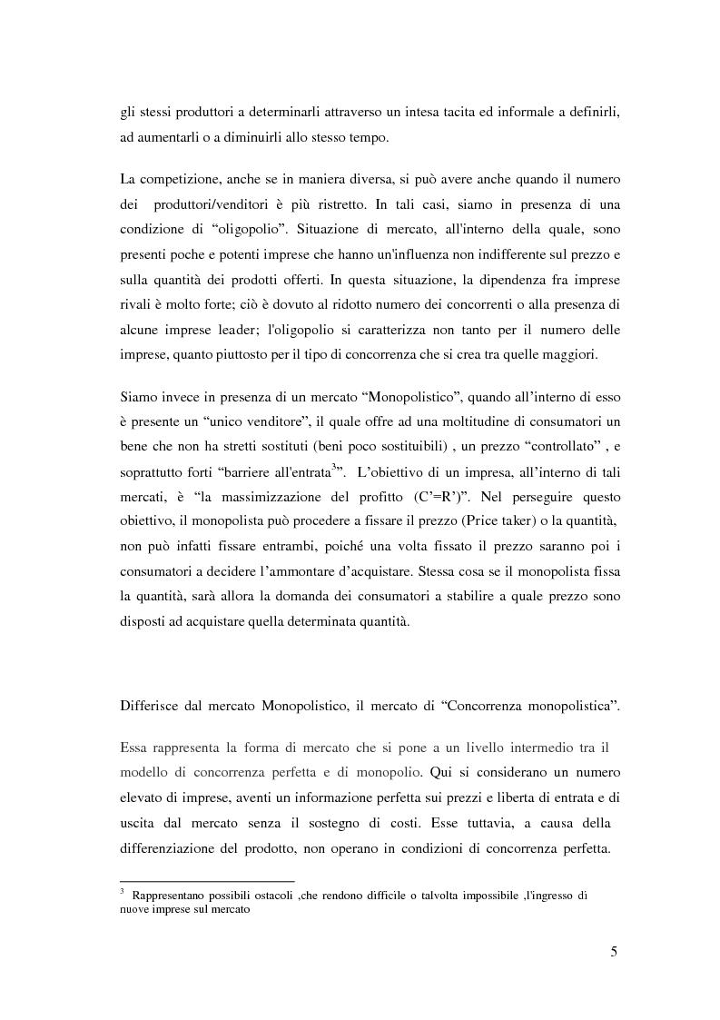 Anteprima della tesi: Tutela del brevetto e competitività economica, Pagina 6