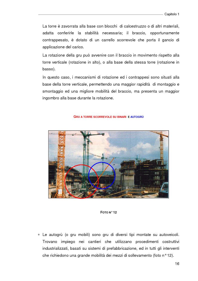 Anteprima della tesi: Il progetto della sicurezza nei cantieri edili. Analisi dell'iter legislativo e verifiche di fattibilità, Pagina 11