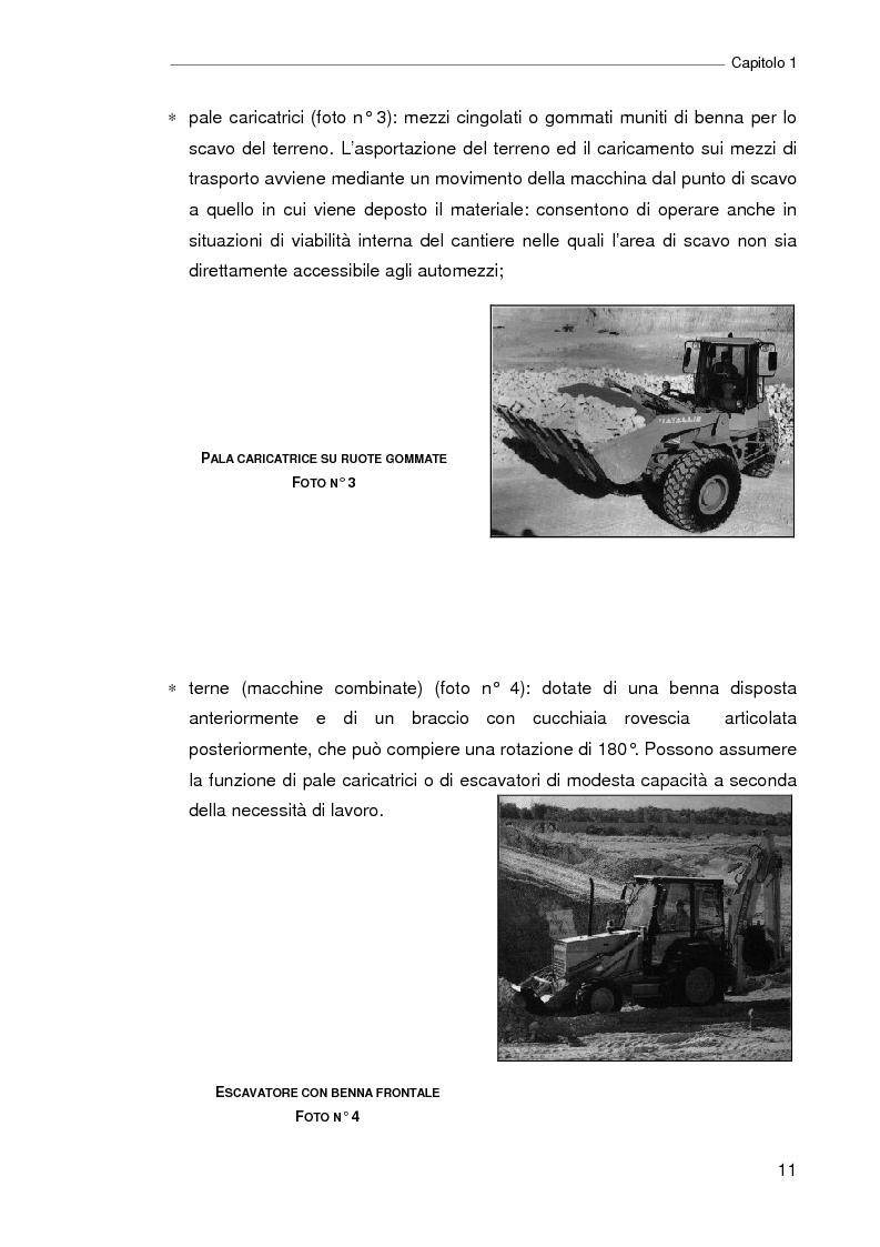 Anteprima della tesi: Il progetto della sicurezza nei cantieri edili. Analisi dell'iter legislativo e verifiche di fattibilità, Pagina 6