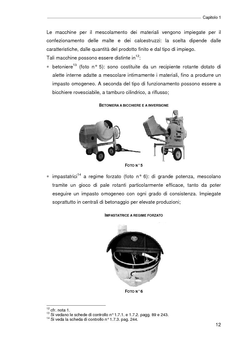 Anteprima della tesi: Il progetto della sicurezza nei cantieri edili. Analisi dell'iter legislativo e verifiche di fattibilità, Pagina 7