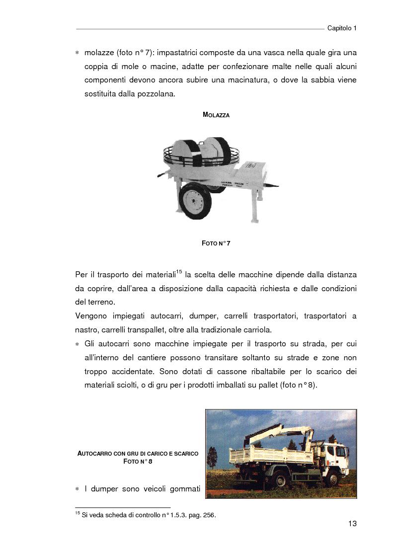 Anteprima della tesi: Il progetto della sicurezza nei cantieri edili. Analisi dell'iter legislativo e verifiche di fattibilità, Pagina 8