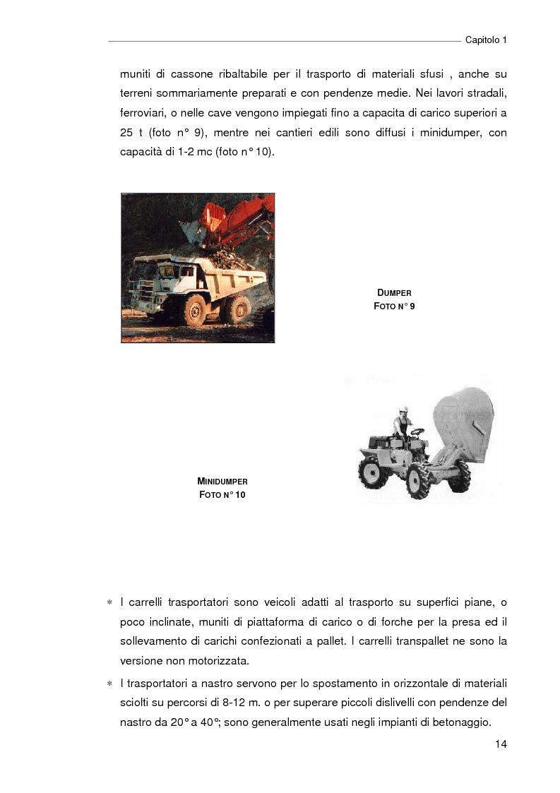 Anteprima della tesi: Il progetto della sicurezza nei cantieri edili. Analisi dell'iter legislativo e verifiche di fattibilità, Pagina 9