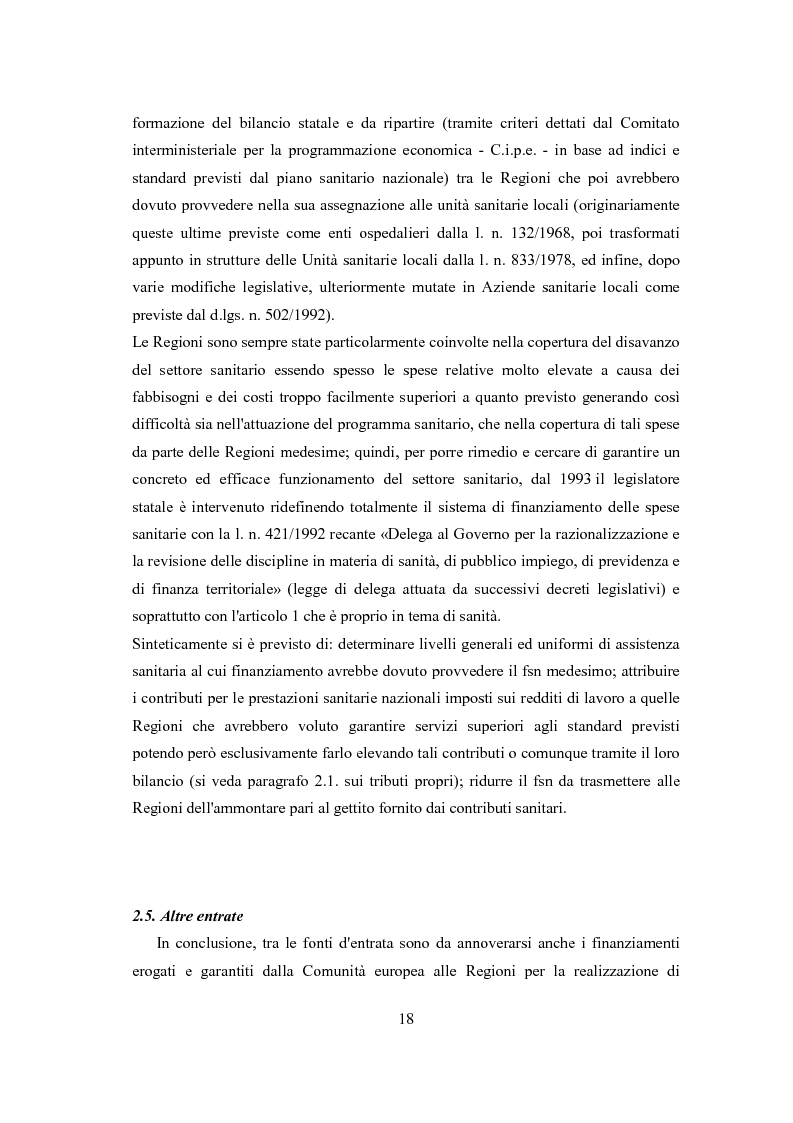 Anteprima della tesi: L'autonomia tributaria delle regioni e degli enti locali, Pagina 14