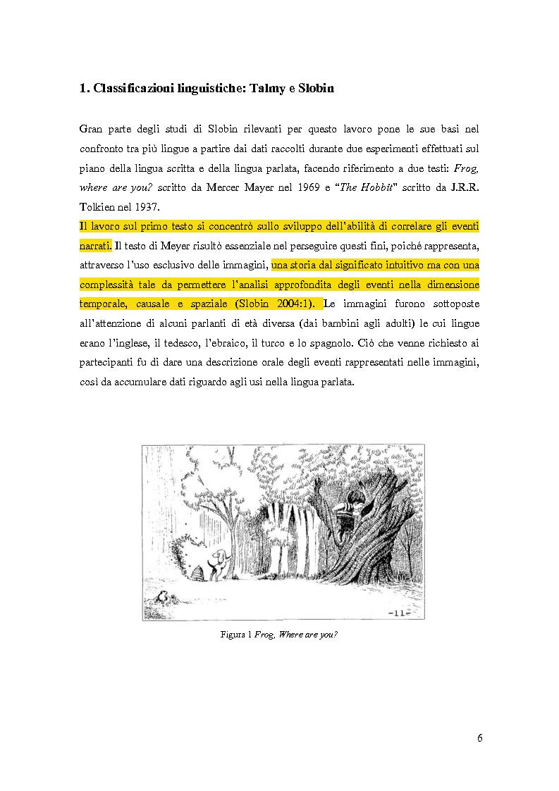 Anteprima della tesi: La codifica grammaticale dello spazio in ''Alice in Wonderland'', Pagina 5