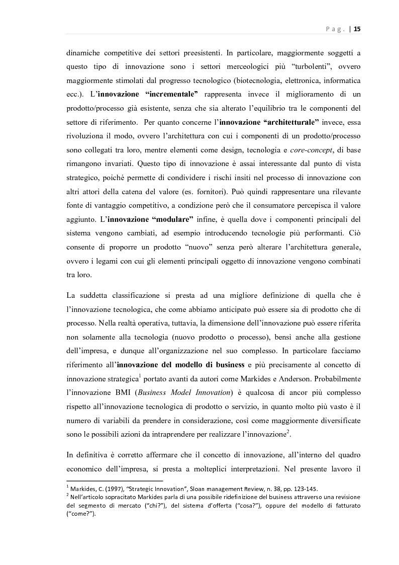 Anteprima della tesi: L'Open Innovation nella prospettiva del Marketing, Pagina 10