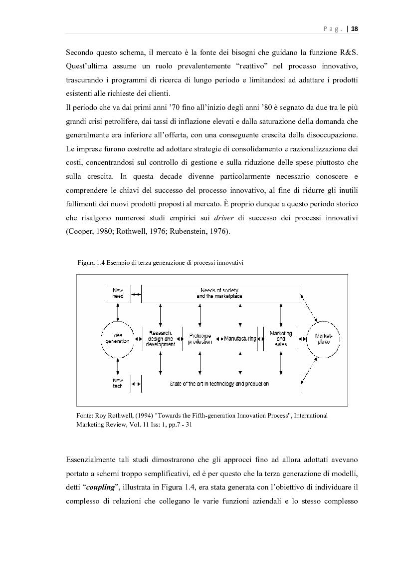 Anteprima della tesi: L'Open Innovation nella prospettiva del Marketing, Pagina 13