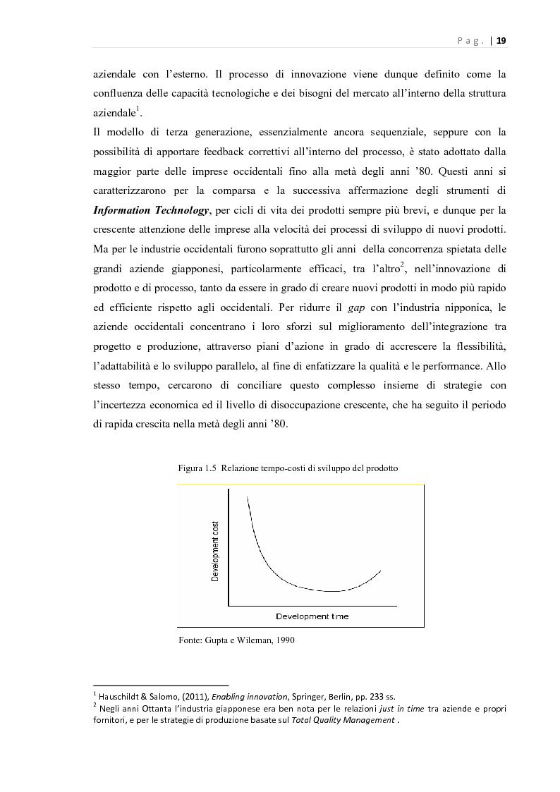 Anteprima della tesi: L'Open Innovation nella prospettiva del Marketing, Pagina 14