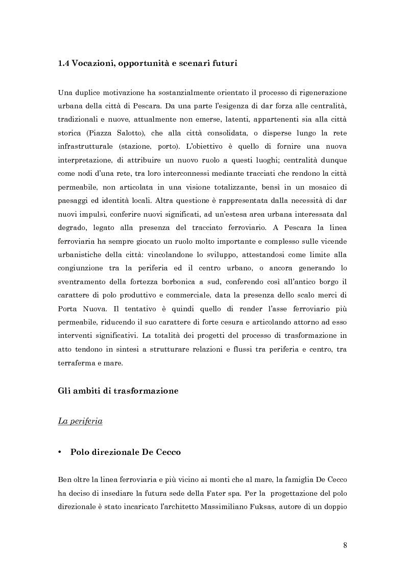 Anteprima della tesi: Palermo Costa Sud - un parco urbano costiero come opportunità per rivivere il mare, Pagina 8
