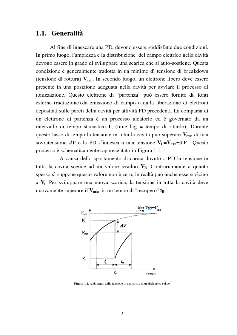 Anteprima della tesi: Fenomeni di scariche parziali in sistemi HVDC: caratteristiche e metodologie diagnostiche, Pagina 5