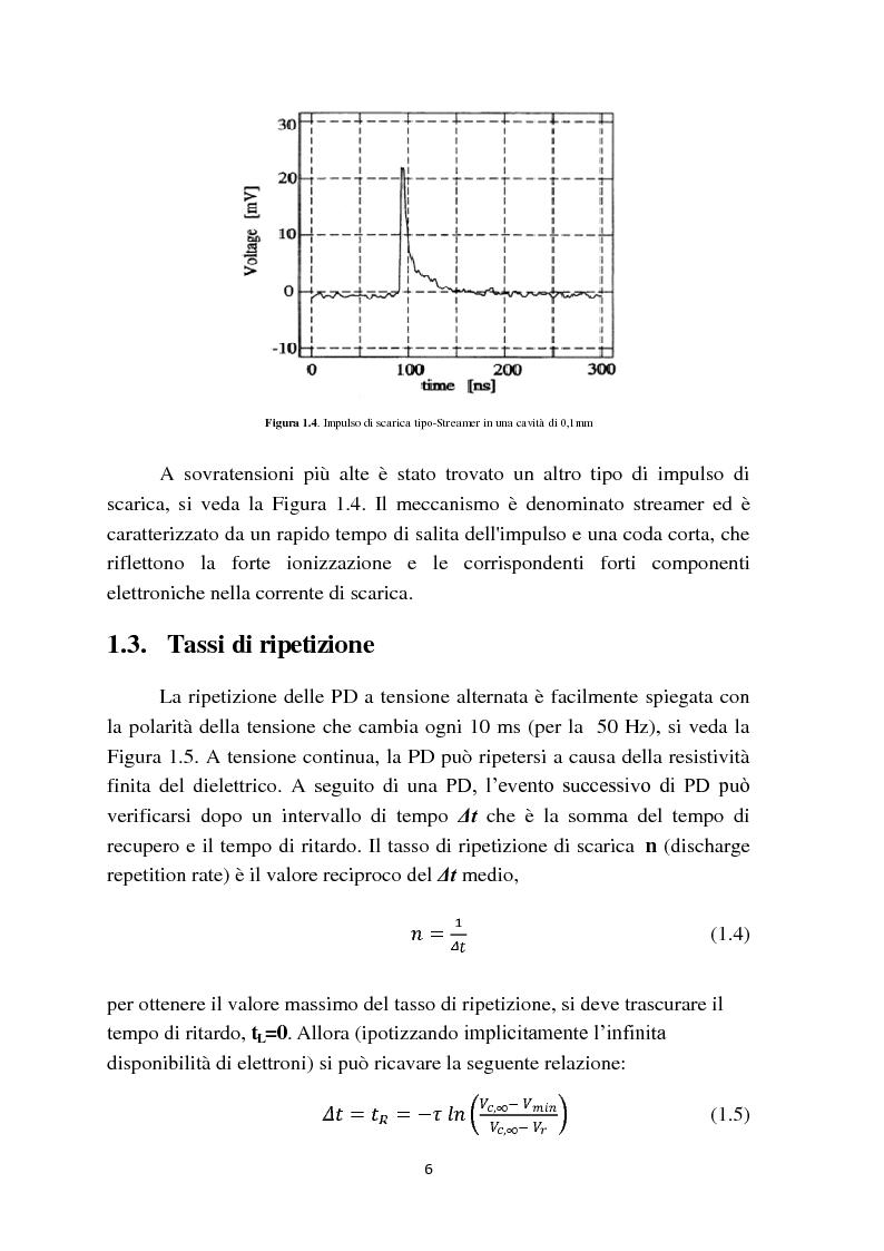 Anteprima della tesi: Fenomeni di scariche parziali in sistemi HVDC: caratteristiche e metodologie diagnostiche, Pagina 8