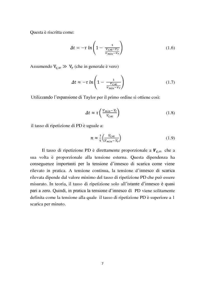 Anteprima della tesi: Fenomeni di scariche parziali in sistemi HVDC: caratteristiche e metodologie diagnostiche, Pagina 9